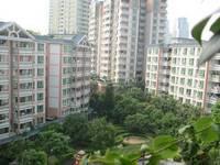 买房占位江北江畔花园标准三房房楼层好出售看房预约业主自住房结构方正闹中取静