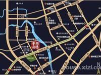 国鹏·润德学府交通区域图