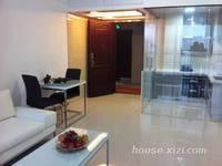 惠港中学隔壁 2012年电梯大2房85平家私齐全仅租2000元