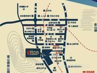 合立方国际公寓 交通图