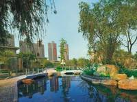 奥林匹克花园园林实景图