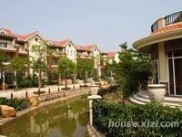 润园,惠州高档社区,双拼别墅,全新精装修,省掉装修费几百万