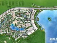 河南岸政府旁,高榜山下,湖畔新城养生别墅,天然氧吧,环境幽美