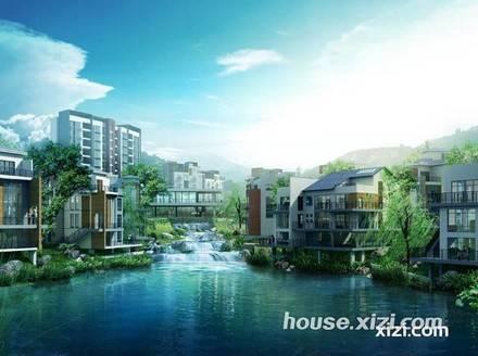 湖畔新城 城区政府旁边 靠近西湖 高榜山 豪装南北通透 户型方正 只要200万
