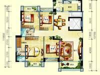 江北泰宇城市中央 南北通透 3房 看花园 满俩年 业主现在诚意出售 94万