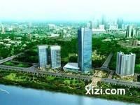 个人带租急卖富力丽港中心国际公寓