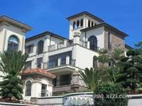 江北CBD,双壁湾稀有,精装联排别墅,101平方实用可达400平方,仅售280万
