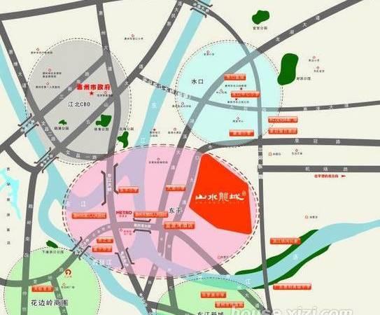 宝安山水龙城电梯高层三房出售 代亲戚出售 23楼 朝南 毛坯房 看房有钥匙