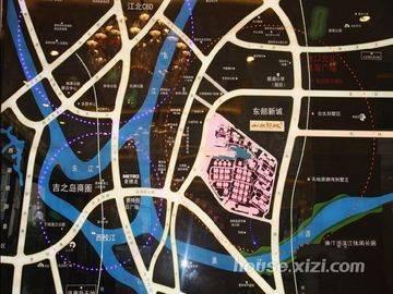 宝安山水龙城区域图
