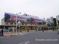 大坤金洲广场 周边配套-河南岸汽车站