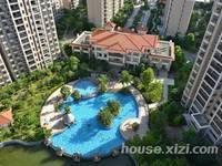 东江学府真复式310平 花园中间标准大5房3套间抛售248万,再送露台80平