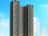 幸福魔方带双学位精装2房2厅电梯房80.59平米仅售100万