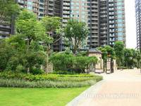 新房源 鼎峰国汇山二期花园中间 4房还带入户花园 就售180万 可以看房