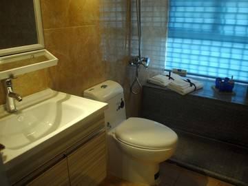 上城styleA户型89平洗手间