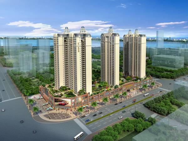 江北丽日君颐家园优质三房111平方 175万 看房有钥匙