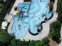 华泓星岸城 黄金楼层 看花园泳池 急售70万