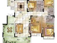 出租雍华庭1室1厅1卫37平米800元/月住宅