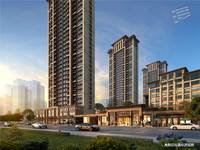 新品推出 中骏雍景台 3房2厅2卫 毛坯 118平 均价9800元、