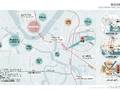 新城·鹿江风华交通图