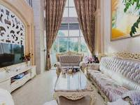 润园帝王风水楼王,花园中间位置安静舒适,业主重金豪华装修保养好,诚意低价出售