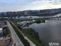 东平水悦龙湾143平毛坯4房,南北通透,高楼层,江景房,小区管理好