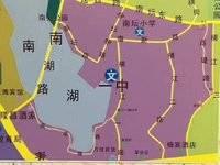 出售横江2路1楼 57平方,3房1,100w使用面积90 多。看房预约