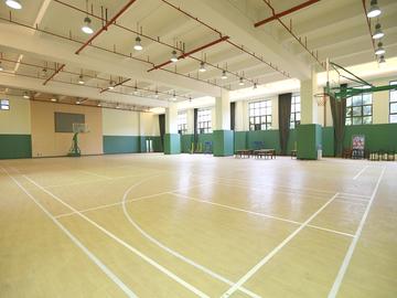佳兆业-东江新城-营销中心-室内篮球场