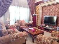 合生国际新城别墅、精装修、家私全送、拎包入住即可,交通便利、五星级酒店旁。