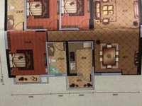 江北CBD核心唯一这套低于市场价出售单价1万四千毛坯南向3房唯有的价钱的房源