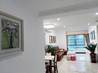 华贸中心 云尚公寓豪装3房 家私齐全 随时看房