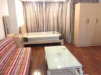 市中心三环惠港中学旁德明合立方精装电梯一房出售