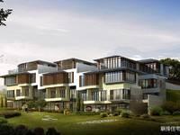 毗邻市政府新兴四合院别墅超值加推带120私家合院花园3加2房全城仅有卖230万起