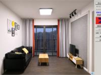 金山湖 方直星耀国际 3房2厅1卫 新房拎包入住 租金3300