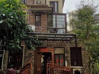 跳楼价 江北市政中心 双壁湾联排 边位 别墅 带前后大花园 精装五房毛坯价出售