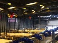 江北市政府旁甲级写字楼下餐厅低价转让 已做阁楼 租金同比低好多
