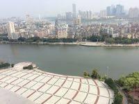 下埔滨江公园装修好带租出售 江景房 47平方只卖40万