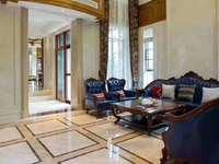 江北国汇山双拼超豪华别墅 带私家花园200平 美式田园风格 装修均采用进口材料