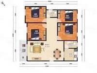 业主急售威廉城邦精装4房赠送面积20平 拎包入住