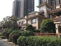 奥林匹克花园,边位别墅,降价70万急售!全新装修未入住,私家花园将近200