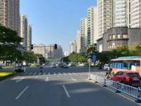 江北万科临街小区门口8.2米层高临街商铺带租约出售
