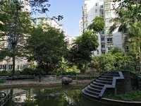 南山学校对面 南山花园119平精装大3房租2300元 家电齐全 陪读首选