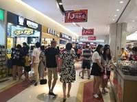 陈江仲恺汽车站旁大路边商铺业主急售带租约两层门口可以停车