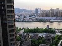 中洲二期湾上花园超级稀缺凸出来双龙抱珠户型,可看湖景,两梯三户,中间楼层