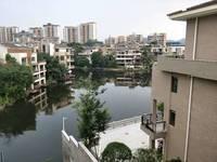 国家5A景区旁 超大社区 万林湖六期 临湖独栋别墅 采光好 实用率1000平米!