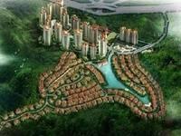 80万建面湖山城邦 99、120、124平米 四房城区低洼价