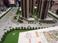 中海新作 玫瑰园96-118-135方正户型 纯板楼 配套齐全