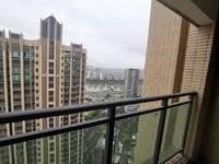 新出房源海伦湾毛坯3房,低于市场价,高楼层,看江,正南朝向,看房有钥匙