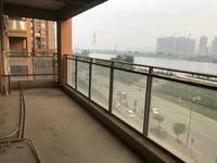 180度一线江景房 无遮挡 中间楼层 随时看房 三个房间看江