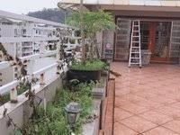 雍逸园,顶楼朝南复式,超大私家花园,335万入住空中别墅!