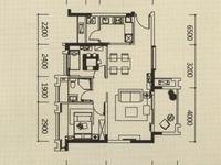 湖心岛 方直东岸秒杀3房带80平大露台 仅售135万包过户